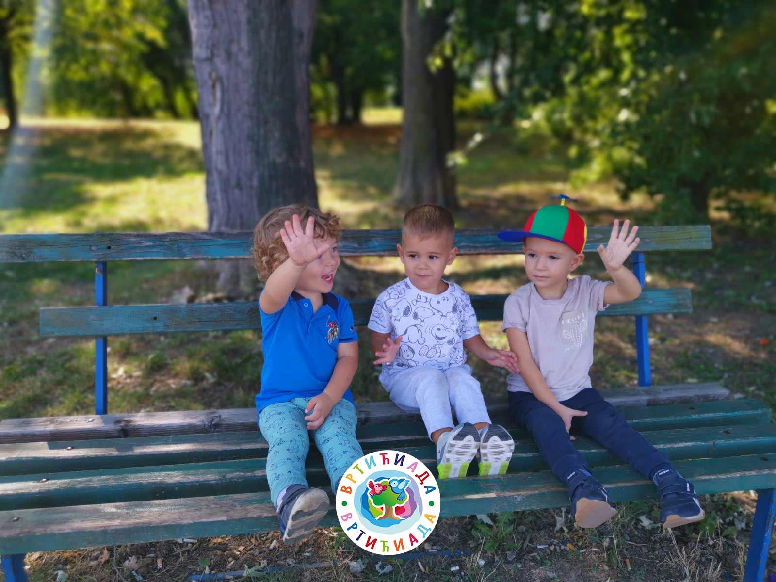 vrtićiada kao centar decijih aktivnosti